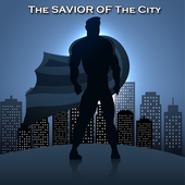 Injustice and the Savior icon