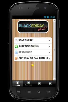 Black Friday Online Deals poster