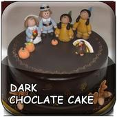 Free Recipe Dark ChocolateCake icon