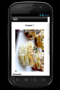 Recipes Scalloped Potatoes apk screenshot