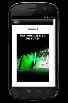 Restore Delete Pic From SDCard screenshot 2