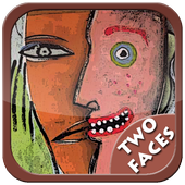 Two Face Of Emotion icon