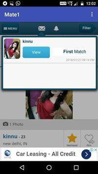 Mate1 dating app