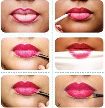 lip makeup apk screenshot