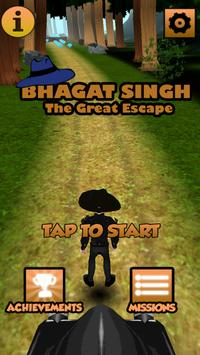 Legends of Bhagat Singh : Game poster