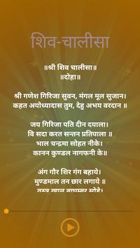 Shiv Tandav and Chalisa Audio (शिवताण्डवस्तोत्रम्) apk screenshot