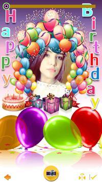 Birthday Wish Photo Editor screenshot 4