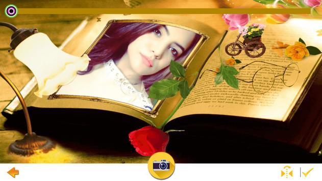 Books Photo Editor poster