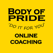 Body of Pride Online Coaching icon
