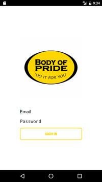 Body of Pride Online Coaching poster