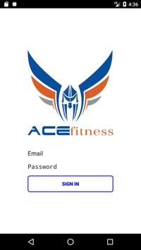ACE Fitness poster