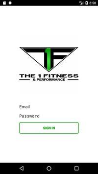 The 1 Fitness & Performance screenshot 5