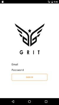 GRIT Method poster