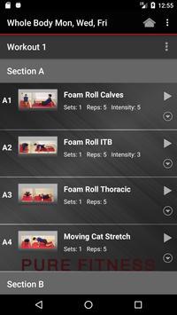 Pure Fitness Personal Training screenshot 2