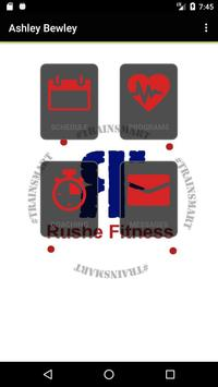 Rushe Fitness screenshot 1