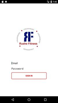 Rushe Fitness screenshot 5