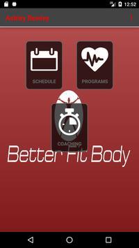 Better Fit Body screenshot 1