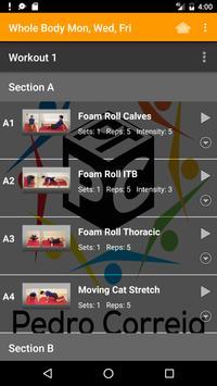 Pedro Correia Fitness apk screenshot