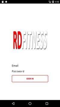RD Fitness apk screenshot