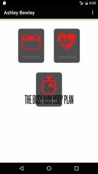 The Busy Man Body Plan screenshot 1