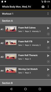 Eat Live Exercise screenshot 7