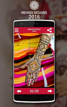 Mehndi Design screenshot 7