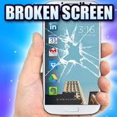 Dude! Crack Screen Prank icon