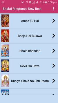 Bhakti Ringtones Latest screenshot 5