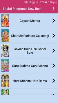 Bhakti Ringtones Latest screenshot 6