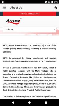Arrow  Powertech apk screenshot