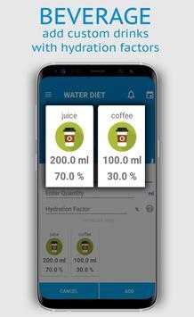 Water Diet screenshot 4