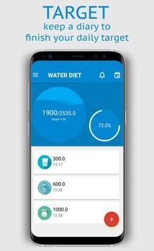 Water Diet screenshot 3