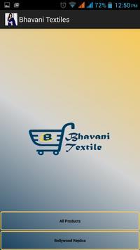 Bhavani Textiles poster