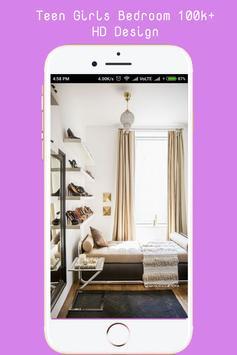 Teen Girls Bedroom poster