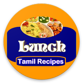 Lunch Recipes Tamil icon