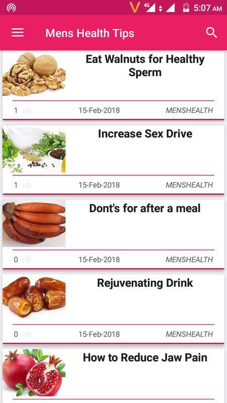 Mens health tips descarga apk gratis salud y bienestar aplicacin mens health tips poster forumfinder Choice Image