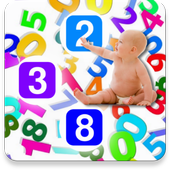 Kids Learn Numbers icon
