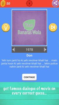 Guess The Movie - Bollywood apk screenshot