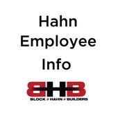 Hahn Employee Info icon