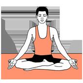 Pranayam in hindi icon