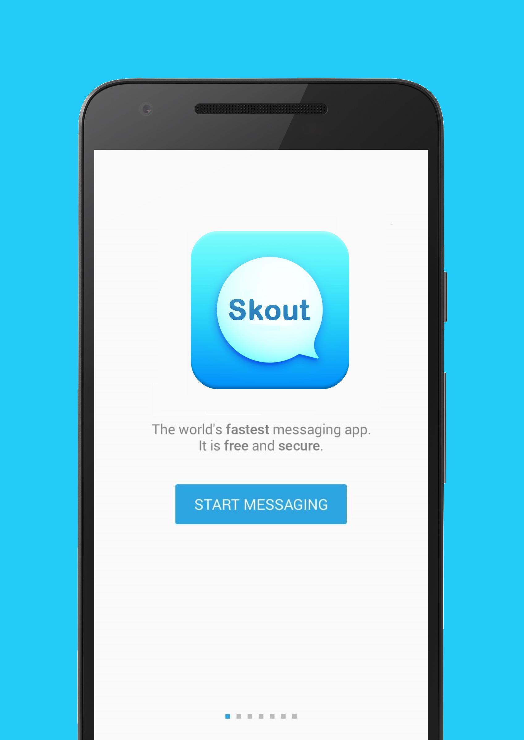 Messenger and Chat for Skout pour Android - Téléchargez l'APK