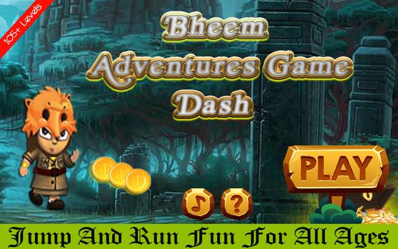 Bhee Adventures Game Dash apk screenshot