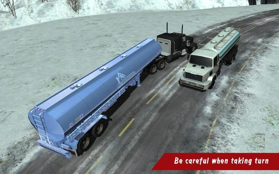 Off road Oil Tanker Fuel Truck screenshot 4