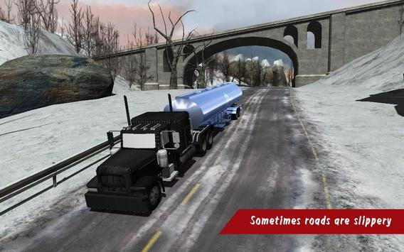 Off road Oil Tanker Fuel Truck screenshot 2