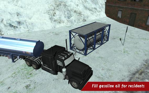 Off road Oil Tanker Fuel Truck screenshot 3