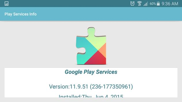 ... Play Services Finder screenshot 4