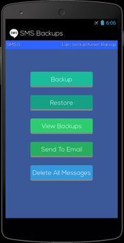 Easy Backup & Restore apk screenshot