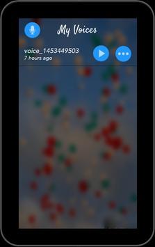 Change My Voice apk screenshot