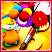 Kids Coloring - Have a Fun icon