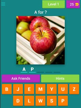 Picture Spell A to Z screenshot 4
